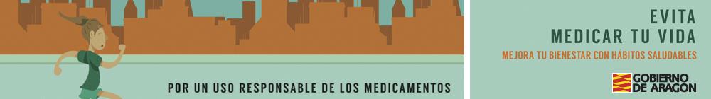 Evita medicar tu vida - Gobierno de Aragón