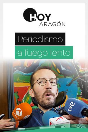 HOY ARAGÓN - Periodismo a fuego lento