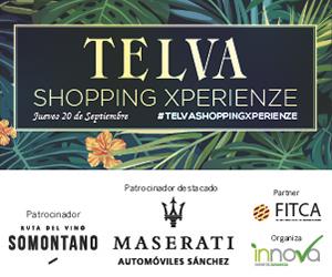 HOY ARAGÓN - Telva Shopping Xperienze Zaragoza 2018