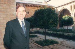 Manuel Giménez Abad - Foto de archivo