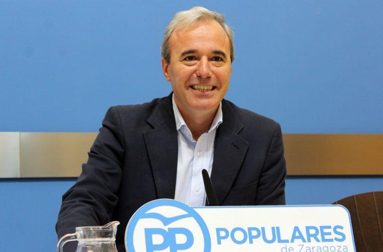 Jorge Azcón PP