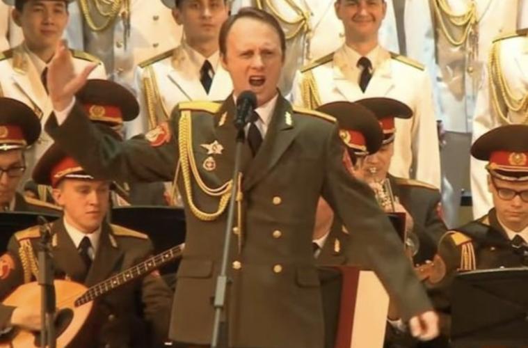 El coro ruso que enamoró al cantar una jota no actuó en