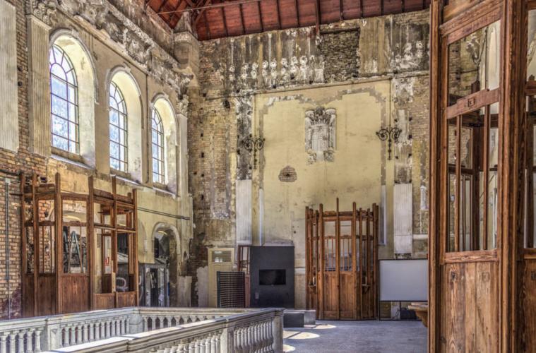 La reconstrucción del vestíbulo de la estación de Canfranc opta a ...