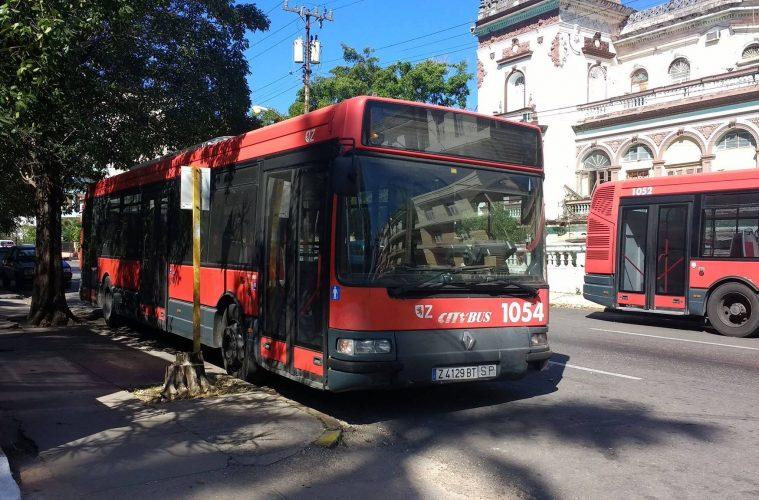 Este es el aspecto de los autobuses de Zaragoza donados por ZEC por ...
