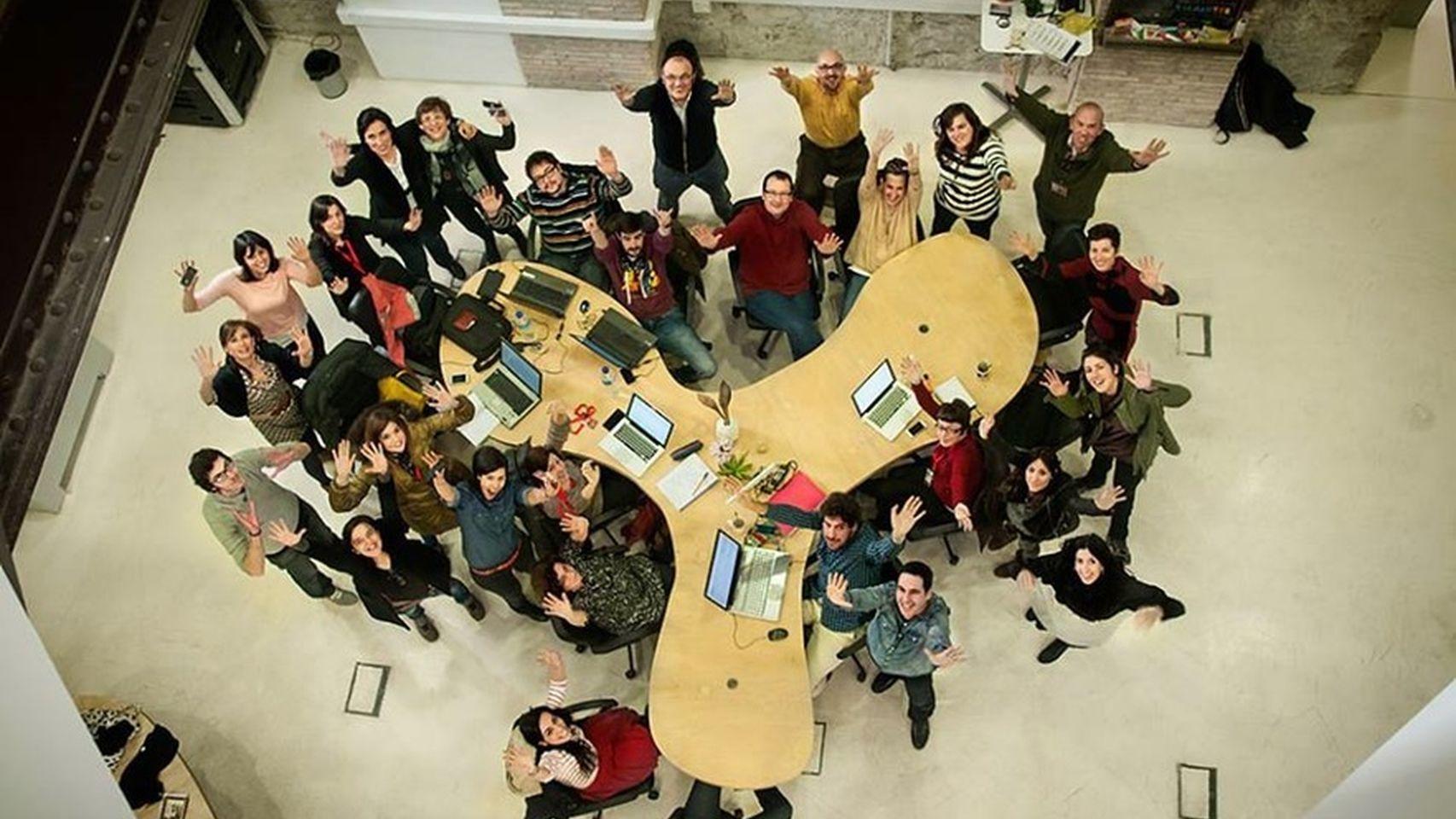 La colaboradora el vivero de de 39 zaragoza activa 39 abre for Viveros zaragoza