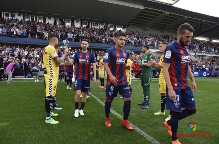 comprar mejor diseño de moda estética de lujo El partido del Huesca contra el Nástic podría terminar en ...