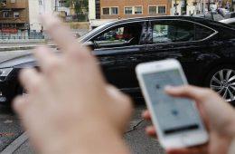 uber taxi cabify aragon