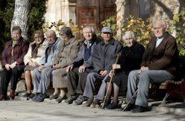 abuelos despoblacion vejez