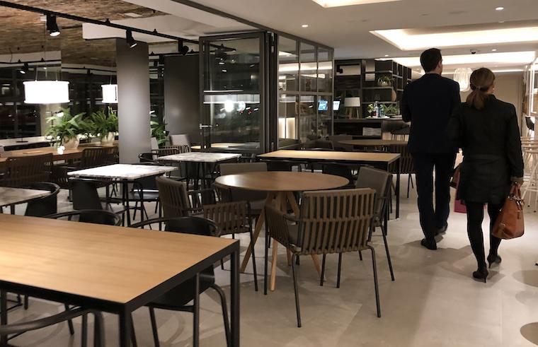 Lateral Abre Su Primer Restaurante En Zaragoza En El Lobby