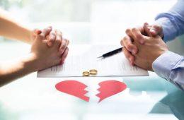 Los divorcios durante la pandemia