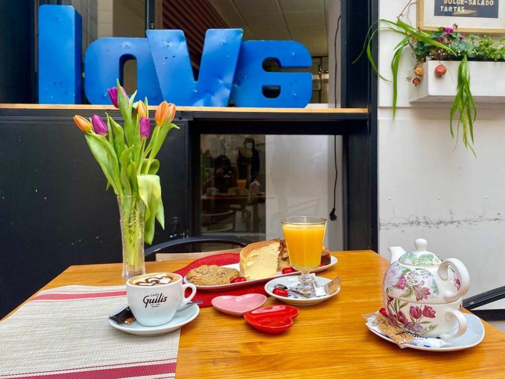 Desayunos románticos Zaragoza