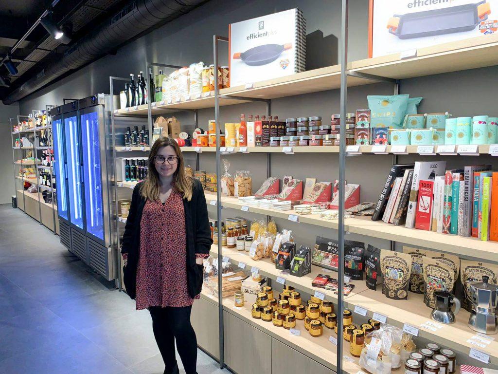 Tiendas productos gourmet Zaragoza