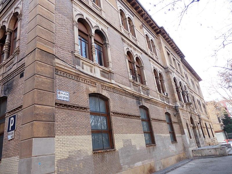 Edificios abandonados de Zaragoza