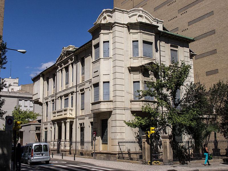 Edificios abandonados Zaragoza