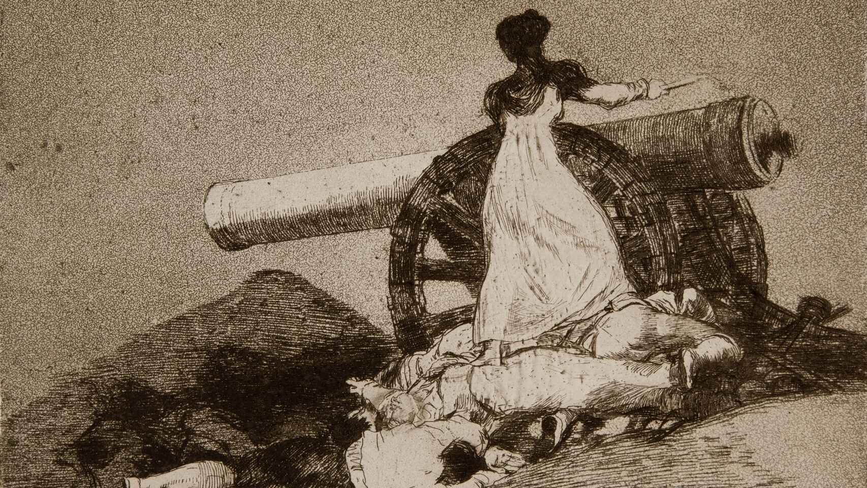 Dónde ver Goya en Aragón