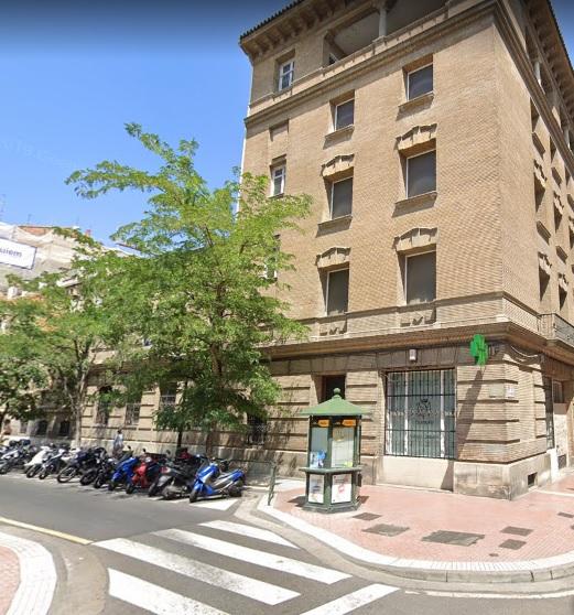 Casas de Goya en Zaragoza