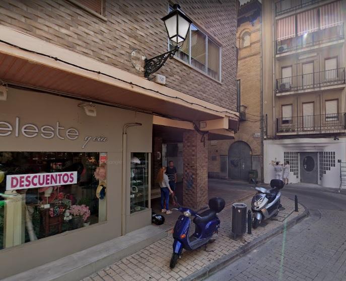 Las casas de Goya en Zaragoza