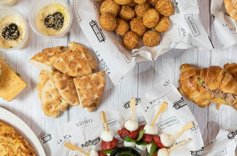 Tiendas de comida para llevar Zaragoza