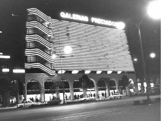 Galerías Preciados Zaragoza
