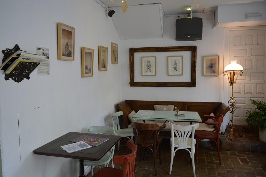 Cafeterías bonitas Zaragoza