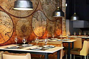 Restaurantes Plaza de los Sitios