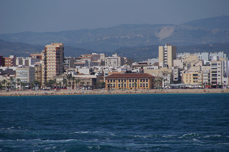 Playas cerca de Zaragoza