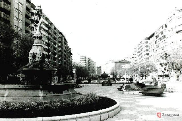 Fuentes monumentales de Zaragoza