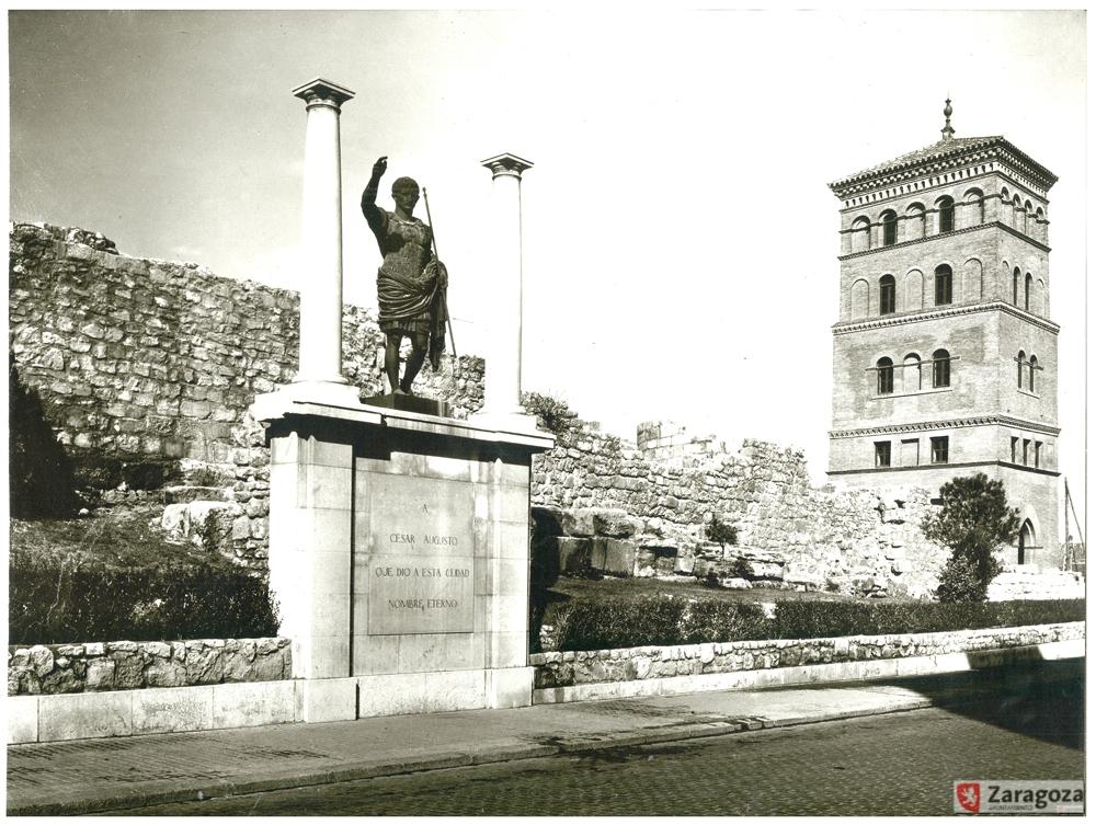 Monumentos de Zaragoza que han sido trasladados