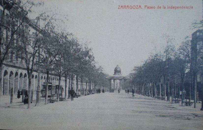 Quiosco de la Música Zaragoza