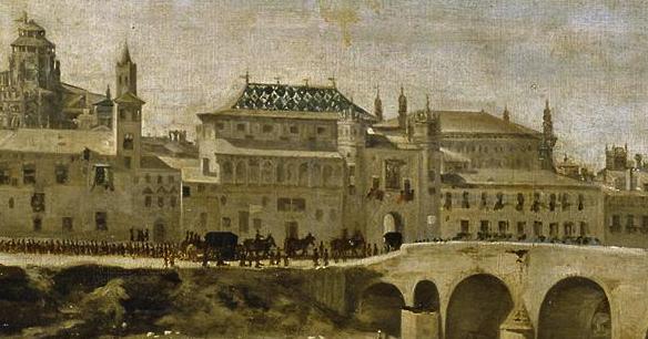 Edificios desaparecidos durante los Sitios de Zaragoza