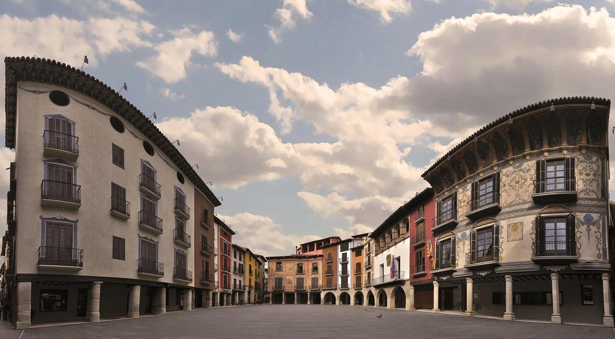 Las plazas más bonitas de Aragón