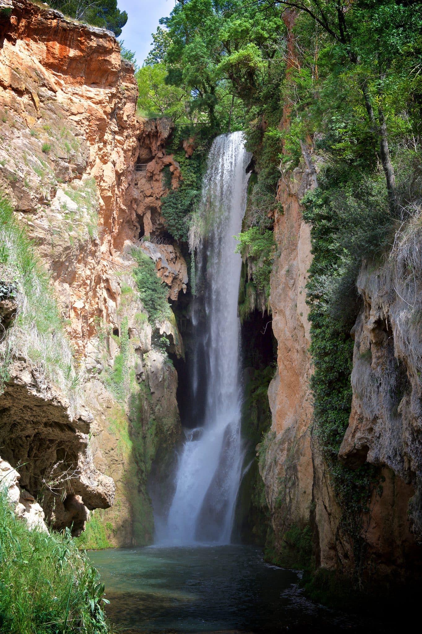 Las cascadas más espectaculares de Aragón