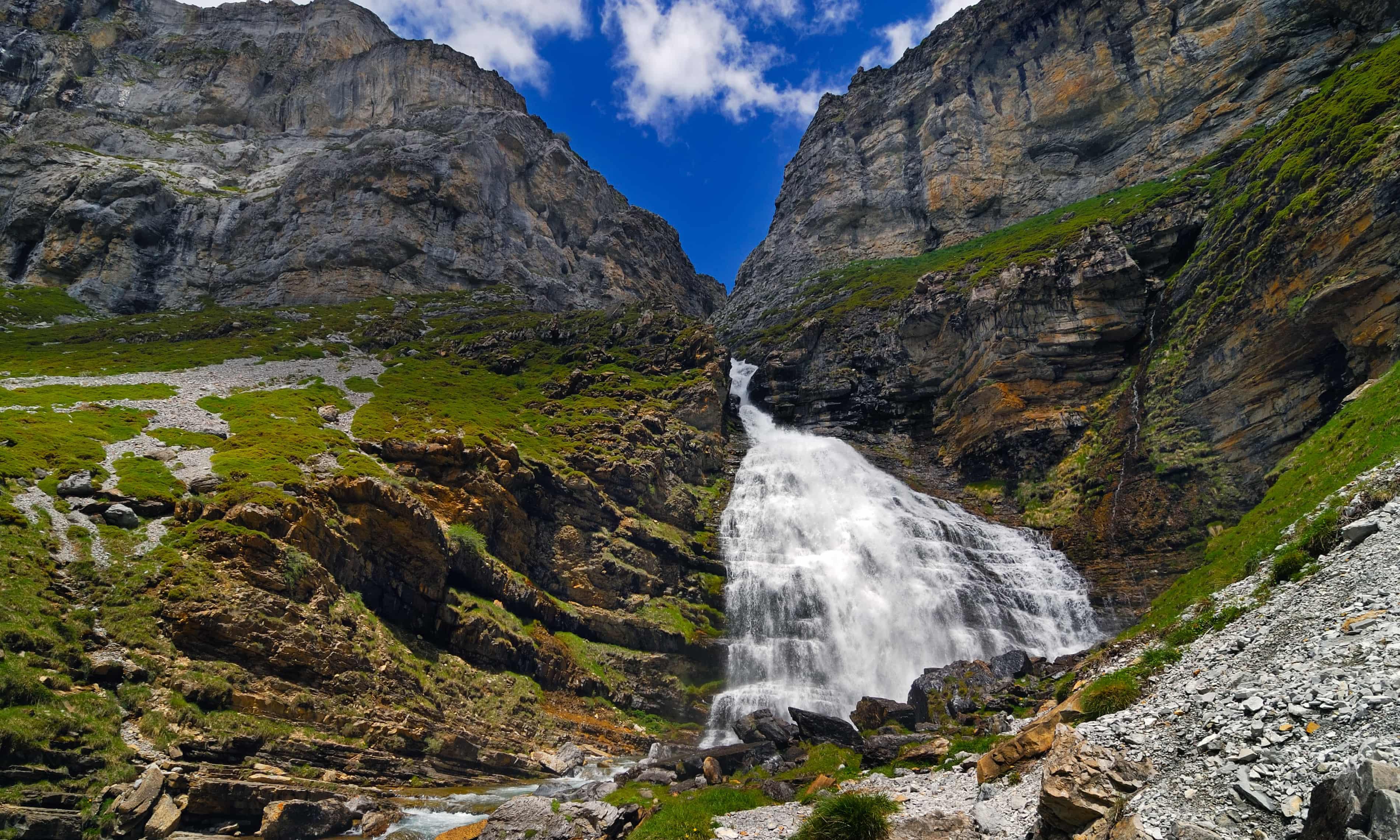 Las cascadas más espectaculares del mundo