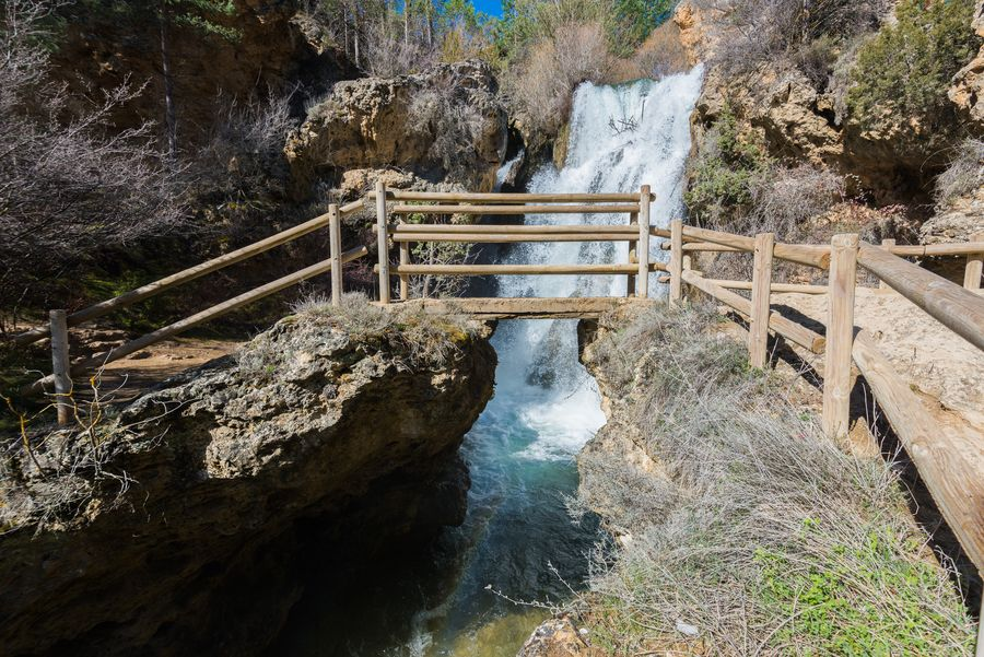 Las cascadas más espectaculares