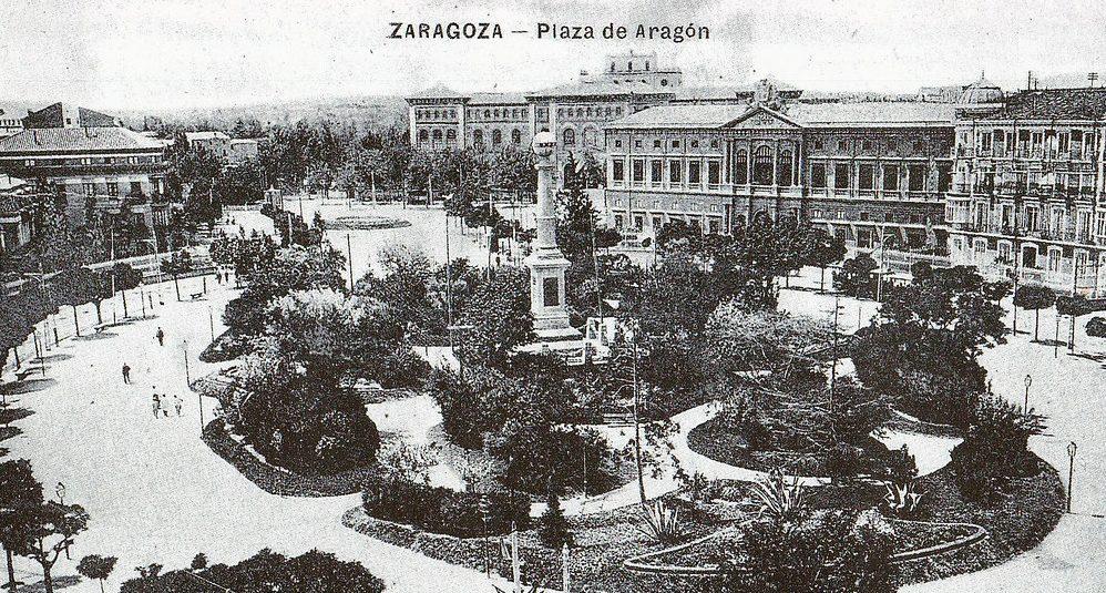 Plaza de Aragón